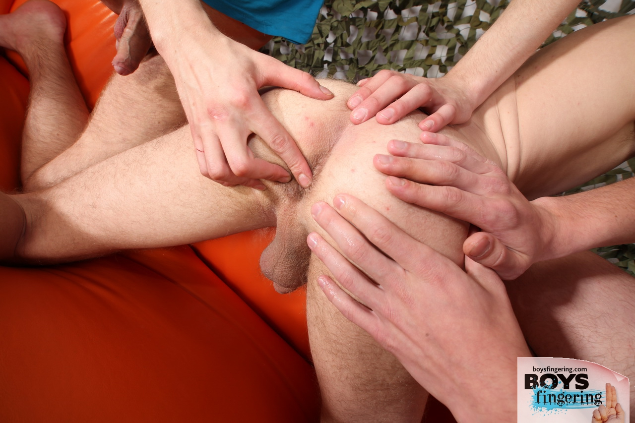Anal fingering in boys movietures and boy 4